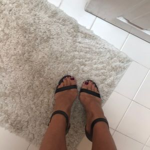Simple Strappy Heels